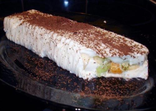 Низкокалорийный десерт