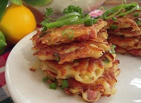Вторые блюда из колбасы рецепты с фото