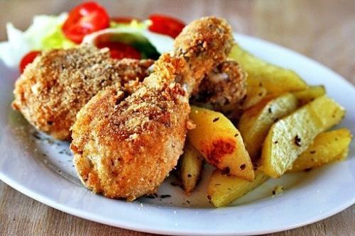Быстро и вкусно приготовить голень курицы