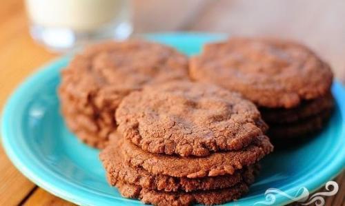 Печенье с нутеллой рецепт с фото