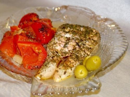 Как приготовить рыбу в мультиварке фото рецепт