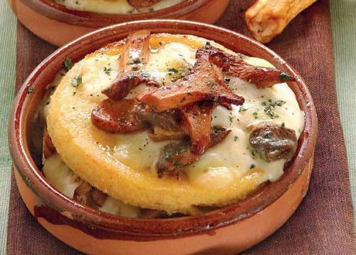 Вторые блюда с сыром рецепты с фото