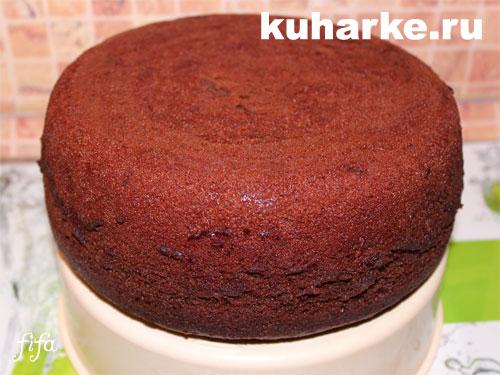 Рецепты бисквит шоколадный для мультиварки