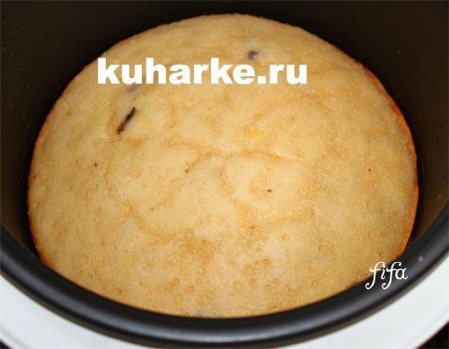 Кексы рецепты в мультиварке панасоник