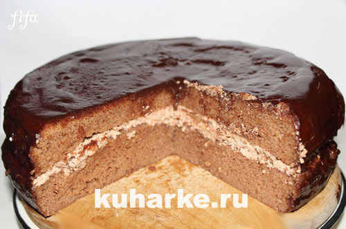 Рецепт торта прага в мультиварке с пошагово