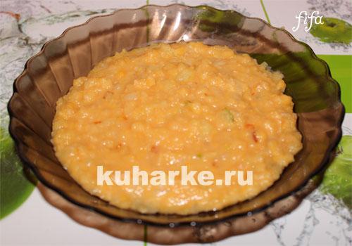 рецепты горохового пюре в мультиварке