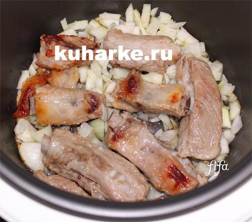 вкусные свиные ребрышки рецепт с фото