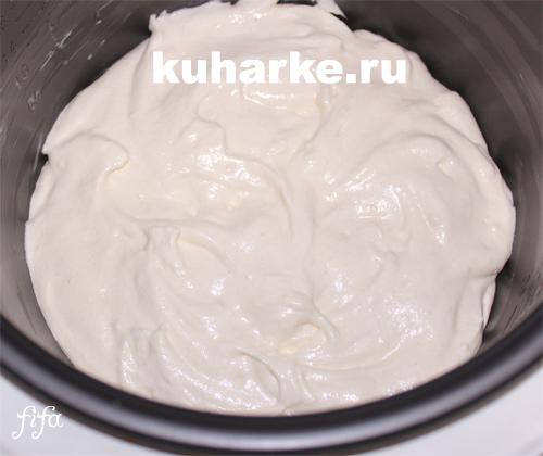 шарлотка в мультиварке рецепт с фото