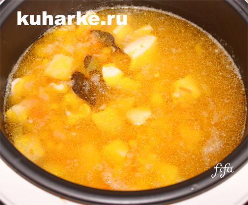 рецепт фаршированный перец в мультиварке панасоник 18