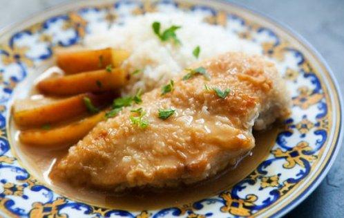 Рецепт кабачков с чесноком на сковороде